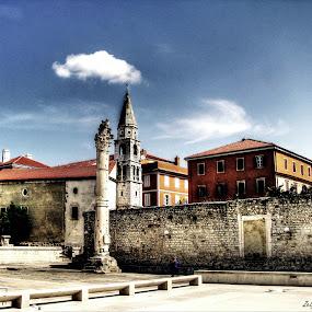 Split by Zeljko Secujski - Buildings & Architecture Statues & Monuments ( split croatia church )