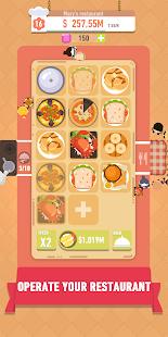Merge Food: World Dish Journey