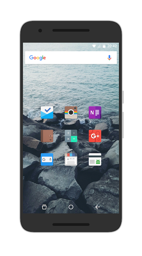 Semith Icon Pack Screenshot 1