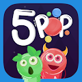 5 Pop - Bubble Wrap Monsters APK for Bluestacks