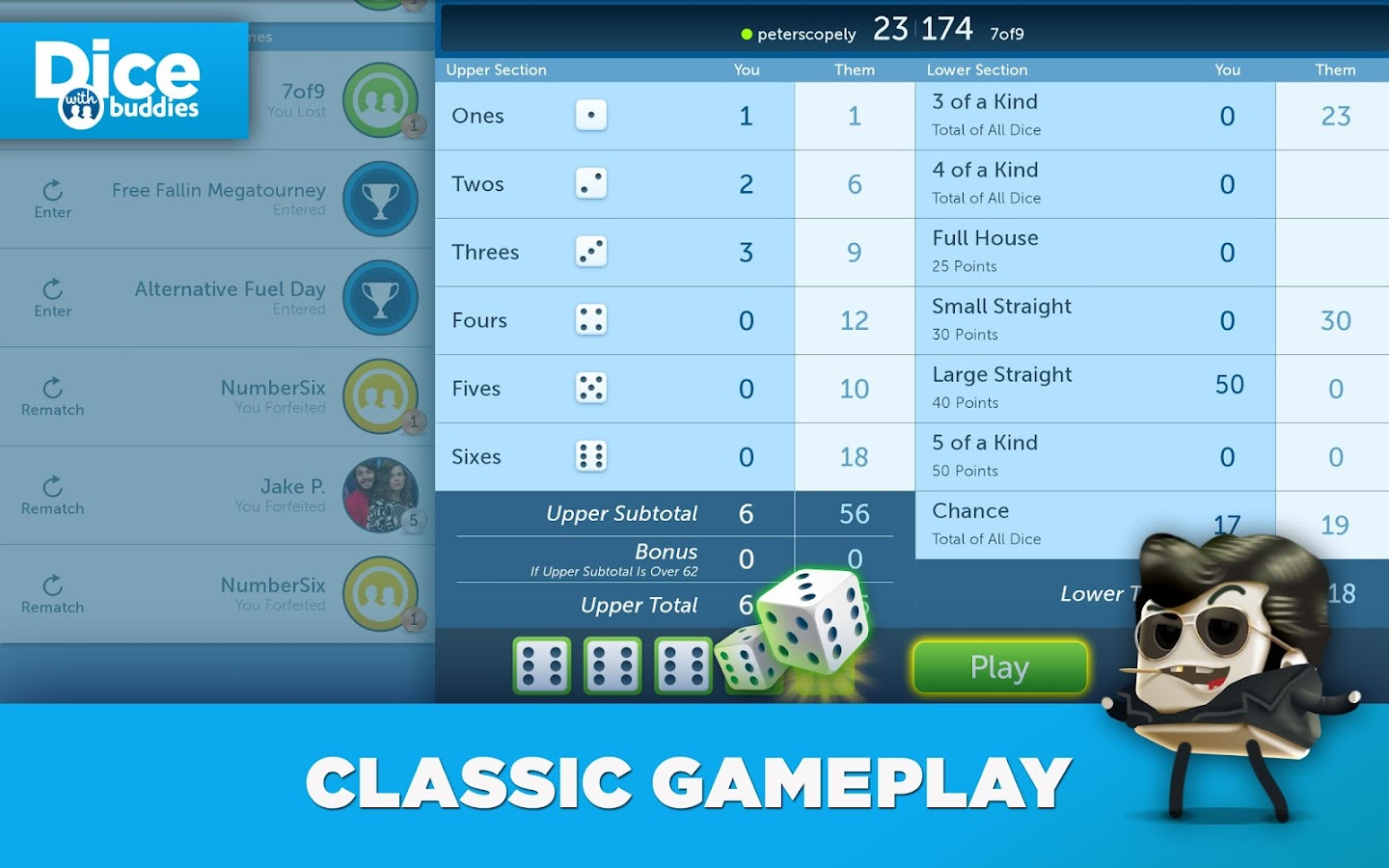 Dice With Buddies™ Free Screenshot 6