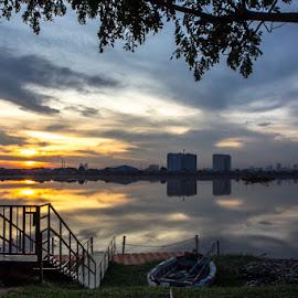 Waduk Pluit by Narada Photoworks - Landscapes Sunsets & Sunrises