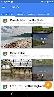 Google Просмотр улиц screenshot