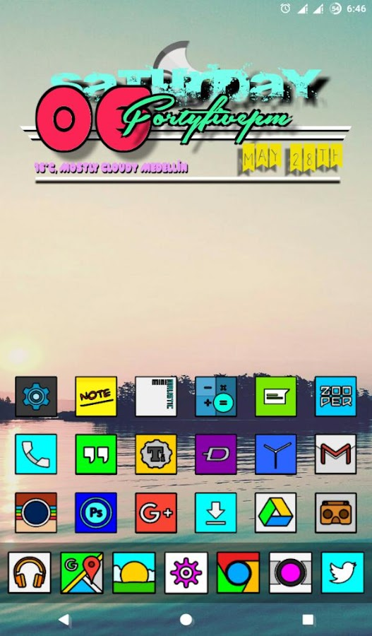 Segno - Icon Pack Screenshot 8