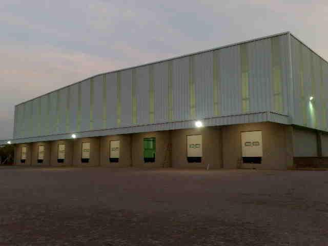 Galpão  comercial para locação, Distrito Industrial, Vinhedo.