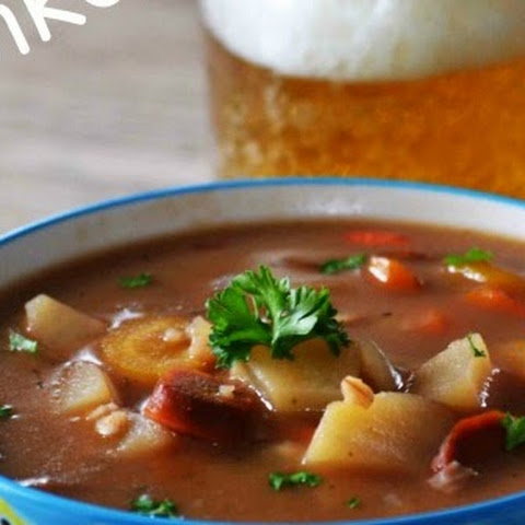 Drunken Irish Vegetable Stew