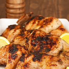 Brick-Grilled Cornish Hens Recipe | Yummly