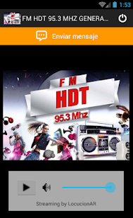 FM HDT 95.3 MHZ - screenshot