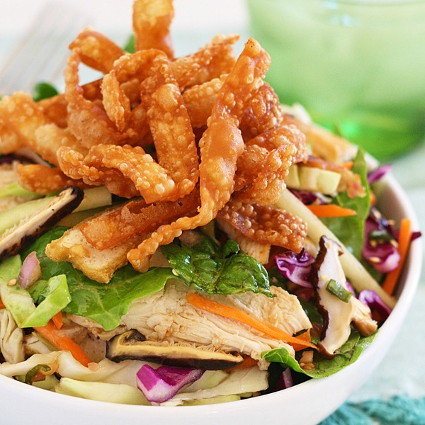 Chinese Chicken Salad Recipe | Yummly