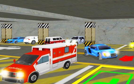 multilevel snow valet parking apk  absolute game studio