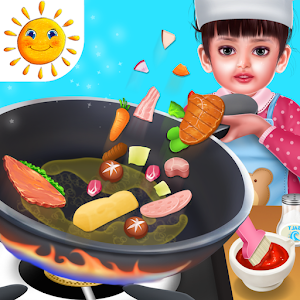 Aadhya's Restaurant : Cooking Chef Shop For PC (Windows & MAC)