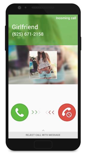 Fake Call 3 screenshot 4