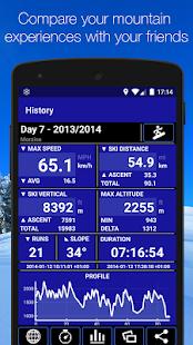 Ski Tracks APK for Bluestacks