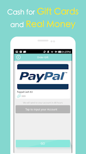 Download Cash Gift - Free Gift Cards APK