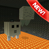 Spooky adventure map for MCPE APK for Bluestacks