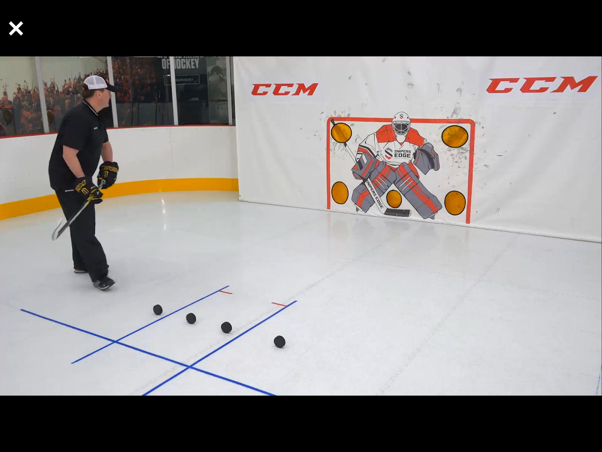 Ccm Skills Hockey Drills Screenshot