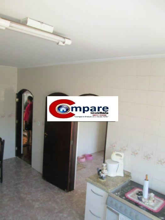 Casa 2 Dorm, Ponte Grande, Guarulhos (SO1387)