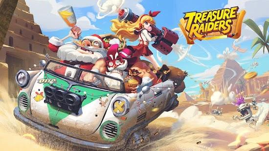 Treasure Raiders: Zombie Crisis for pc