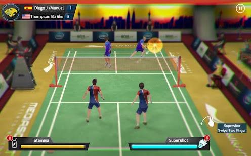 LiNing Jump Smash 15 Badminton- screenshot thumbnail