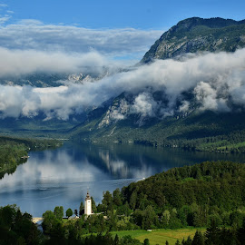 Bohinj by Bojan Kolman - Landscapes Travel