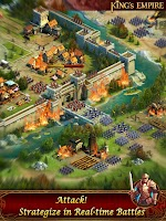 Screenshot of King Empire for Tango