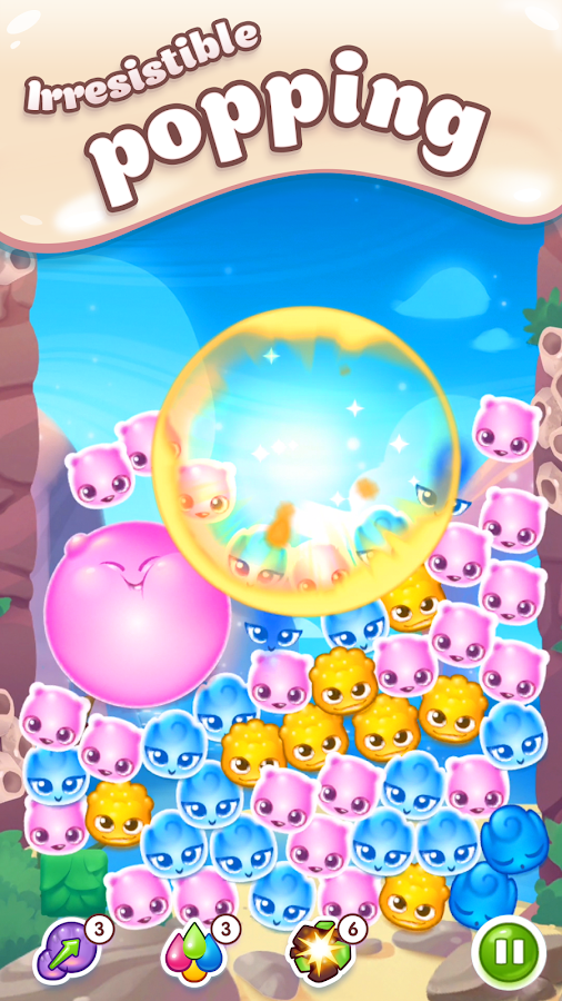 Jelly Splash Pop Screenshot 1