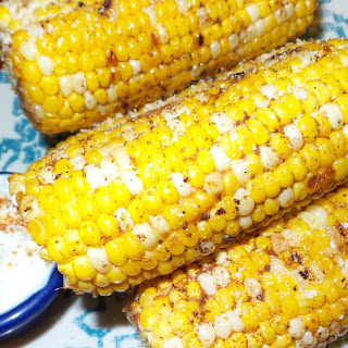 The Most Delicious Mexican Street Corn