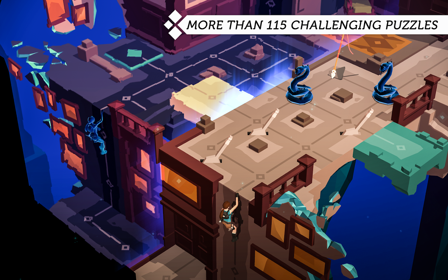 Lara Croft GO Screenshot 10