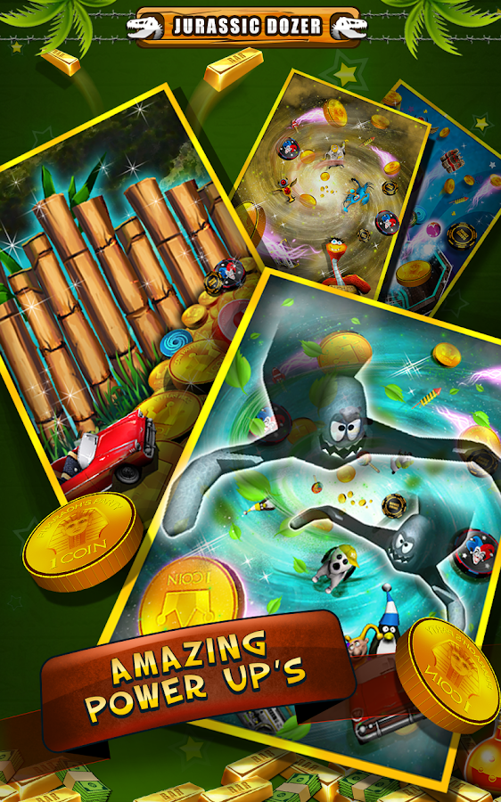Jurassic Coin Dino Pusher Screenshot 6
