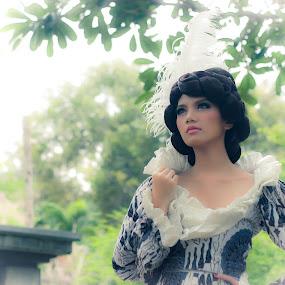 Maria Aya by Arifandi Raditya - People Portraits of Women ( glamour, model, fashion, beauty, portrait )