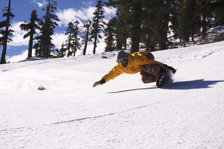Ski & Snowboard onderhoud