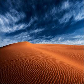 Dune by Damjan Voglar - Landscapes Deserts