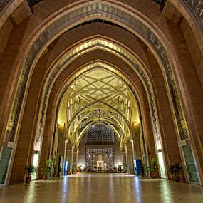 Tuanku Mizan Gate by Sharulfizam Adam - Buildings & Architecture Other Interior