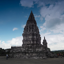 Prambanan Temple by David Loarid - Buildings & Architecture Statues & Monuments