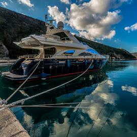 by Jim Cunningham - Transportation Boats