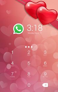 App Love Heart CM Security Theme apk for kindle fire