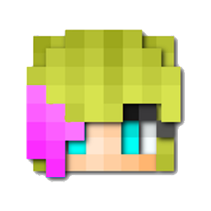 Girl Multicraft Pixelmon Block
