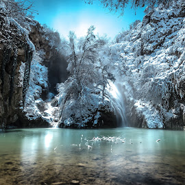 Hotnitsa Cascade by Alexandru George - Landscapes Waterscapes ( cascade, hotnitsa, bulgaria )