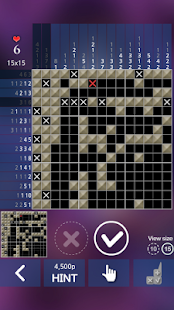 Picross Gallery ( Nonogram ) - screenshot
