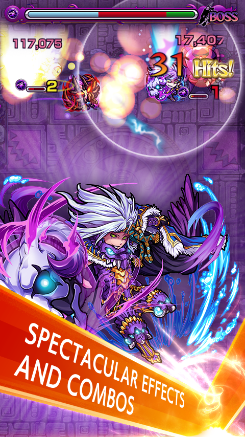Monster Strike Screenshot 1
