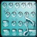 Free Water Keyboard Theme APK for Windows 8