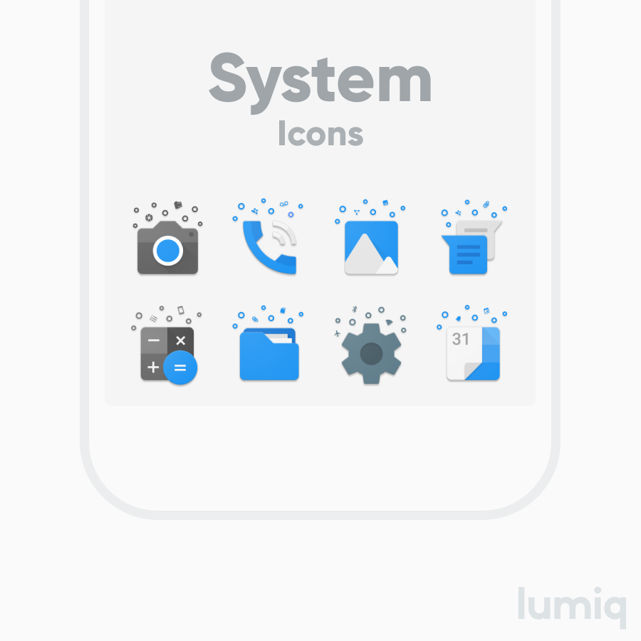 Cosmicons - Icon Pack (Unreleased) Screenshot 2