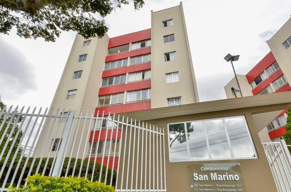 AP0325-ROM, Apartamento de 3 quartos, 62 m² à venda no Água Verde - Curitiba/PR