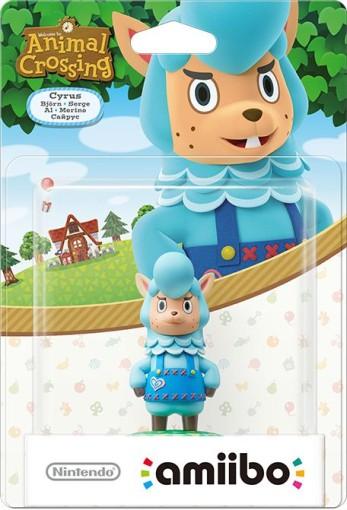 Cyrus packaged (thumbnail) - Animal Crossing series