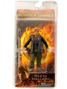 "Фигурка ""The Hunger Games"" Peeta 7"" /6шт."