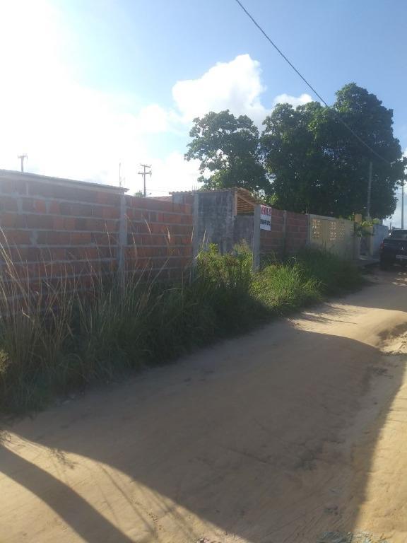 Terreno à venda, 360 m² por R$ 55.000,00 - Carapibus - Conde/PB