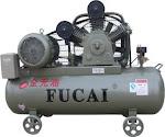 Oil Free Low Noise Medium Pressure Piston Air Compressor