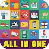 App All in one Shopping Site: Sale APK for Kindle