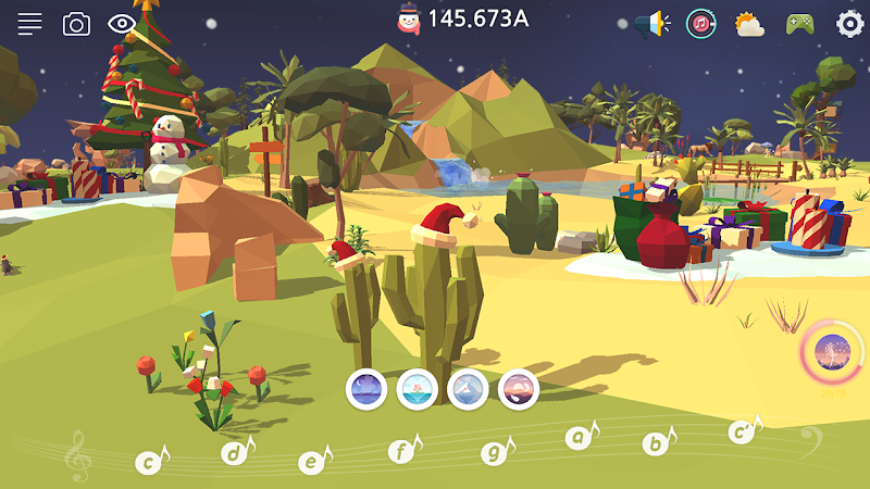 My Oasis - Calming and Relaxing Incremental Game Screenshot 7