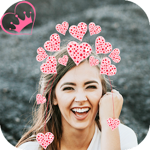 Photo Editor Heart Crown 2018 For PC (Windows & MAC)
